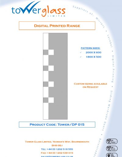 Designs on Letterheads Digi Print Tower 15