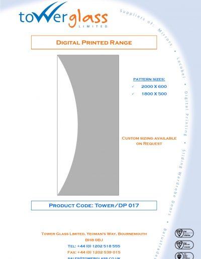 Designs on Letterheads Digi Print Tower 17