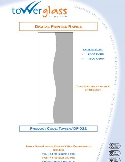 Designs on Letterheads Digi Print Tower 22