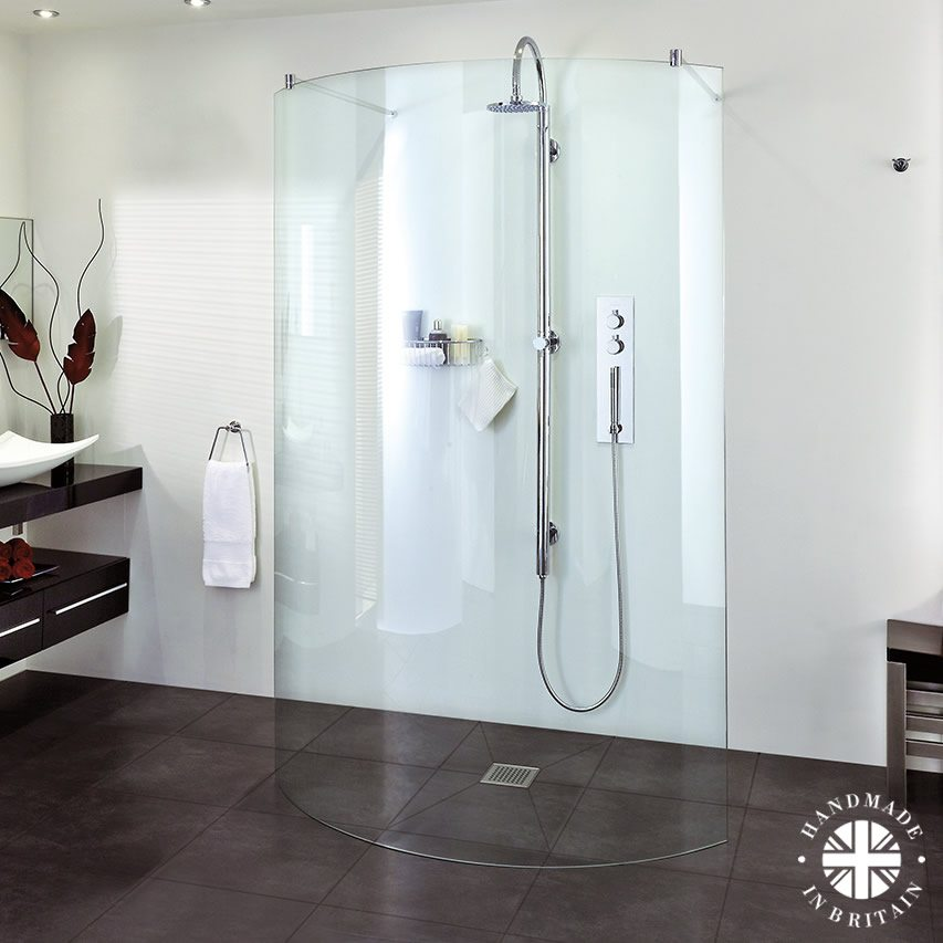 Shower Screens Tower Glass