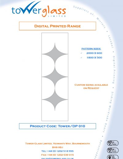 Designs on Letterheads Digi Print Tower 10