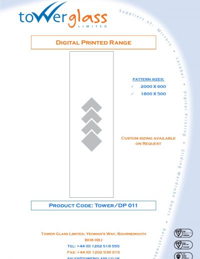Designs on Letterheads Digi Print Tower 11