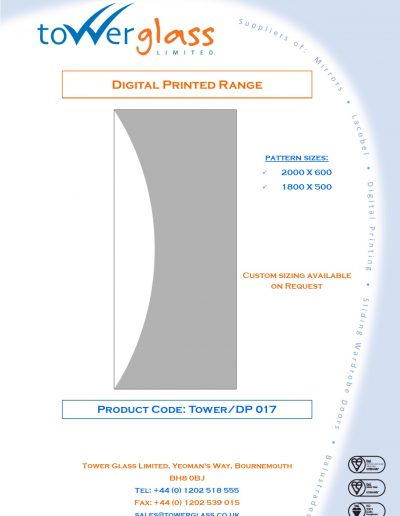 Designs on Letterheads Digi Print Tower 17