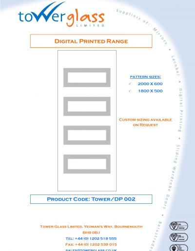 Designs on Letterheads Digi Print Tower 2