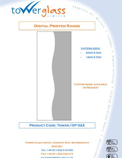 Designs on Letterheads Digi Print Tower 22