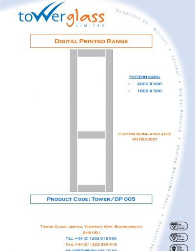 Designs on Letterheads Digi Print Tower 5